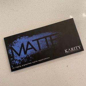 Karity Matte Eyeshadow Palette ✨